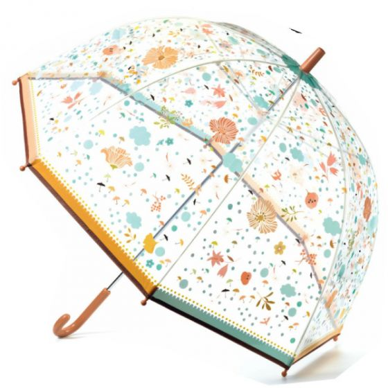 Little Flowers PVC Adult Umbrella by Djeco