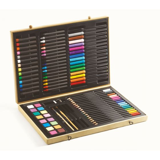 The Big Box of Colours by Djeco