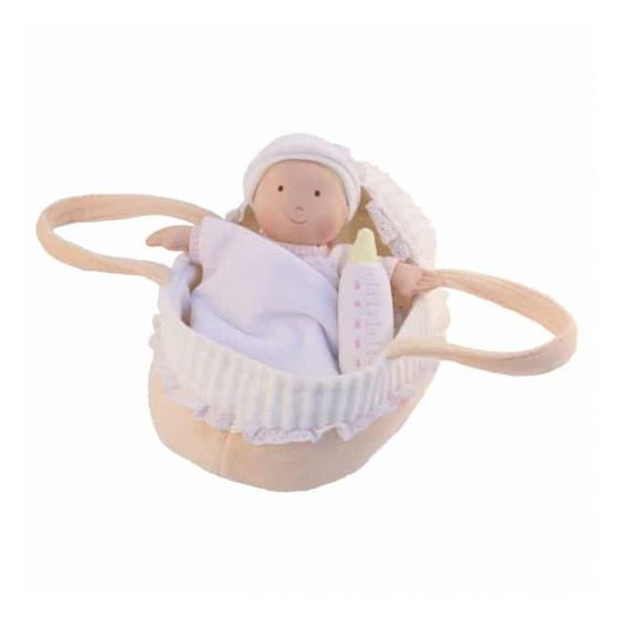 Bonikka Baby Doll with Carry Cot