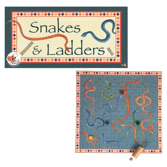 Egmont Snakes and Ladders