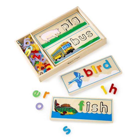 See and Spell Learning Toy