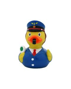 Rubber Duck Bath Toy - Conductor