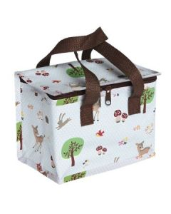 Woodland Animals Foil Lined Lunch Bag