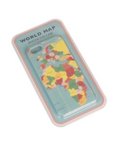 IPhone 5/5S Case World Map