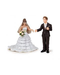Papo Bride and Groom Set