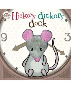 Hickory Dickory Chunky Finger Puppet Book