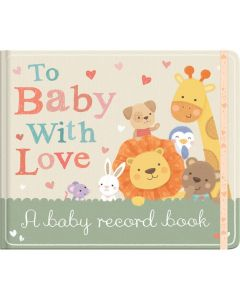 To Baby with Love Record Book