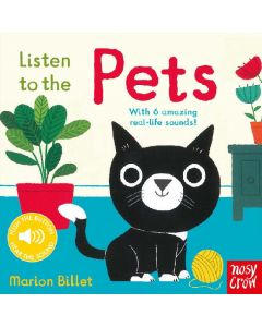 Listen to the Pets Go Book