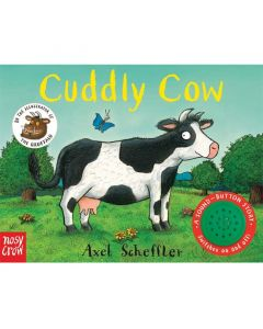 Cuddly Cow Sound Book