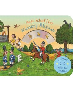 Nursery Rhymes & CD Book