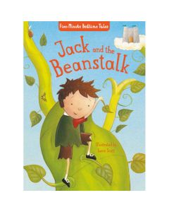 First Storytime - Jack and the Beanstalk Hardback