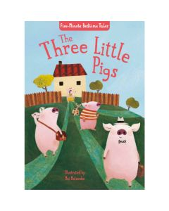 First Storytime - The Three Pigs Hardback