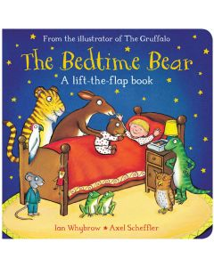 Bedtime Bear Lift the Flap Book