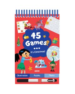 45 Games Book - It's Christmas