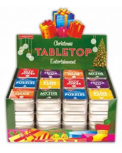 Christmas Tabletop Entertainment - Sold Individually - Silly Jokes