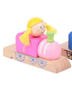 Train Whistle Pink