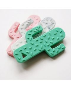 Silicone Cactus Teether