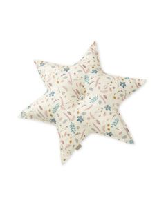 Cam Cam Star Cushion Pressed Leaves Rose