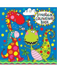 Colouring Book Dinosaur
