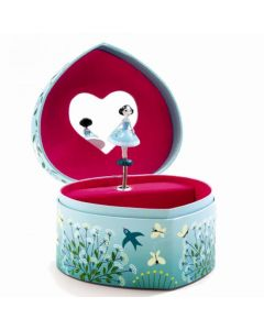 Djeco Song of the Heart Musical Box