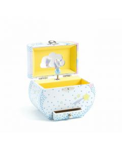 Djeco Unicorn's Dreams Musical Box