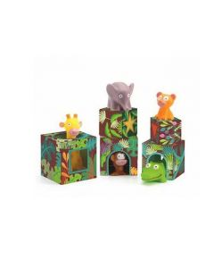 Topanijungle Blocks for Infants