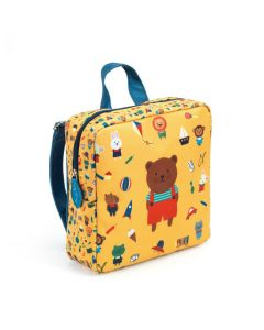 Djeco Backpack - Bear