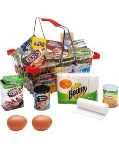 Branded Products with Metal Shopping Basket