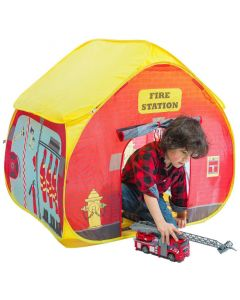 Play Tent Fire Station