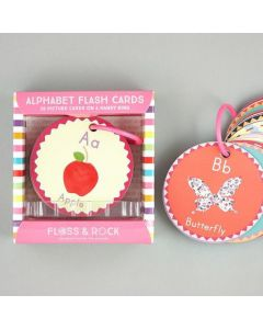 Flash Cards Pink