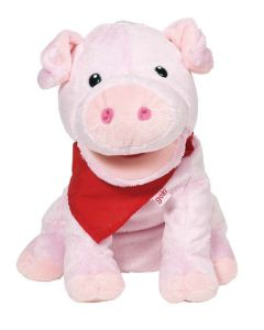 Pig Puppet Snelly