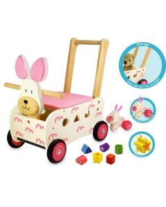 Walk and Ride Bunny Sorter