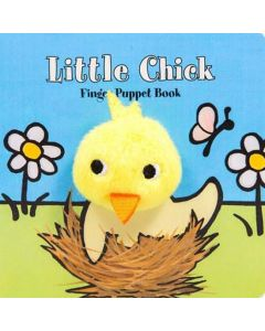 Baby Chick Finger Puppet Book