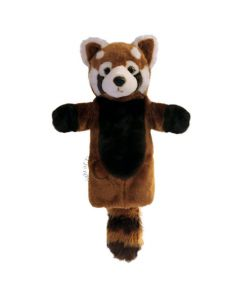 Long Sleeved Glove Puppet - Red Panda