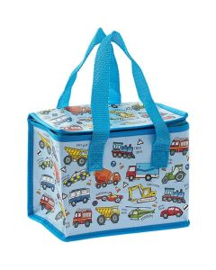 Little Stars Vehicle Lunch Bag