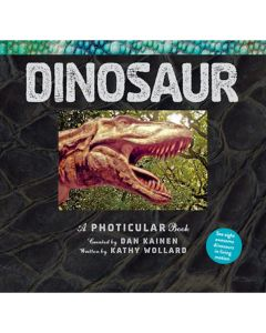 Photicular Dinosaur Book