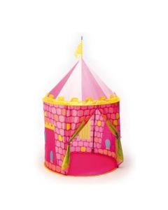 Play Tent Princess Pink & Yellow