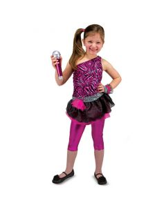 Rock Star Role Play Costume