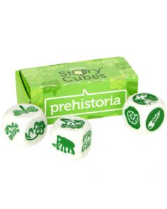 Rory Story Cubes Prehistoria (Green)