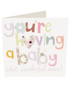 You're Having A Baby Card