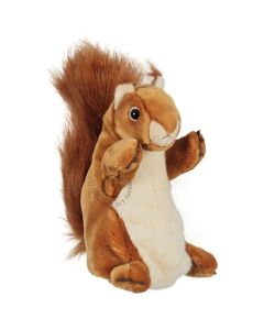 Long Sleeved Glove Puppet - Squirrel