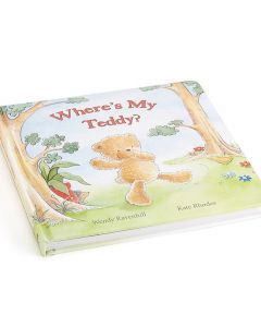 Where's my Teddy? - Jellycat Book