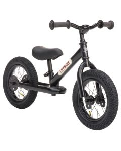 Balance Bike Vintage Steel - Black