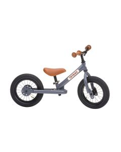 Balance Bike Vintage Steel - Grey