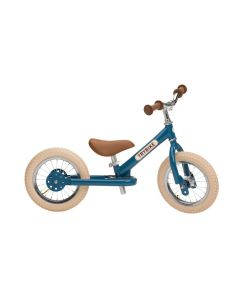 Balance Bike Vintage Steel - Blue