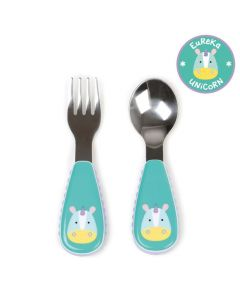 Skip Hop Zoo Utensil Set - Unicorn