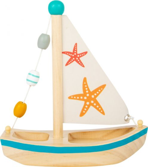 Water Toy Sailboat