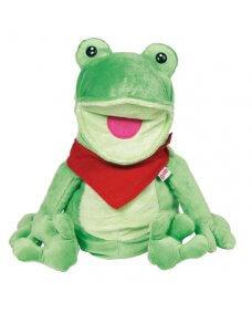 Frog Puppet Frilo