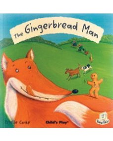 Gingerbread Man Book and CD