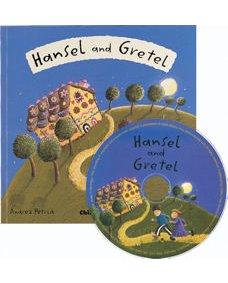 Hansel and Gretel CD Book